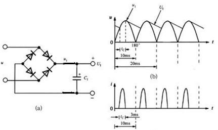 整流滤波电路(该图仅供参考)