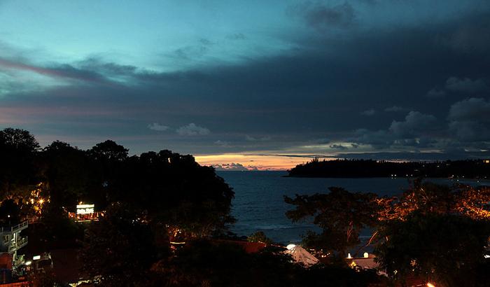 泰国普吉岛岛屿夜景景观照明规划