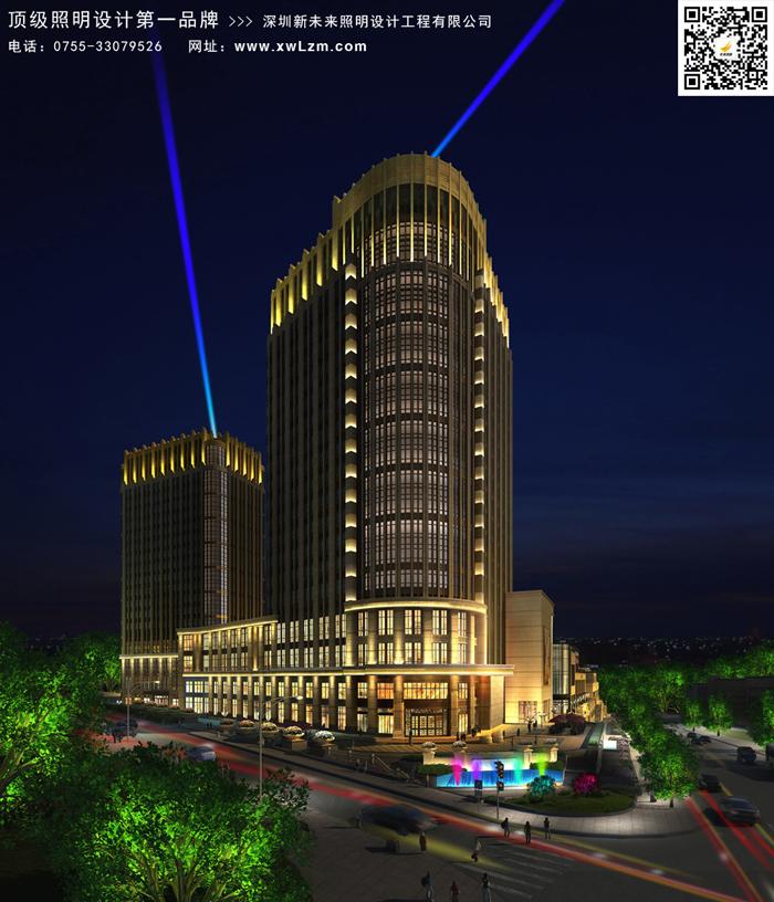 城市商业综合体灯光照明设计6大法则