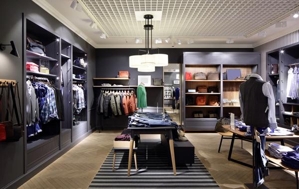 高级服装店铺灯光设计重点要素 - 商业照明设计 - led