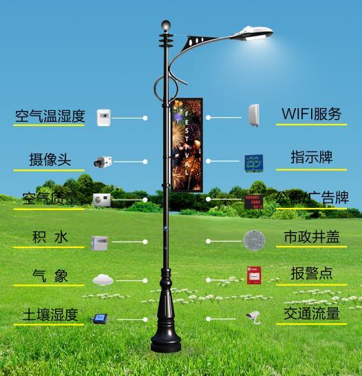国内国外差距大,智能化路灯物联网搞不起来该怪谁?