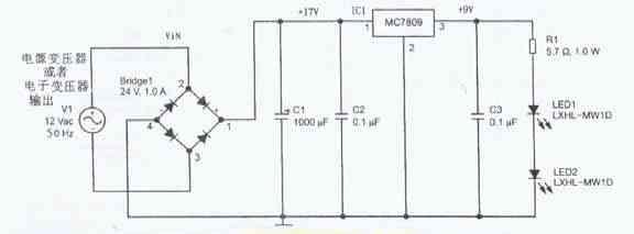 7809内部电路