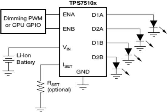 tps61189升压电路图