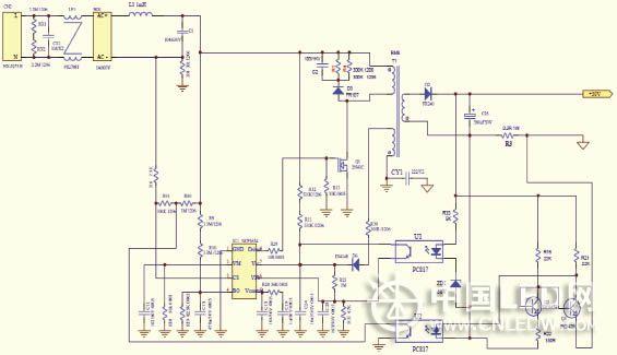 fsez1016a应用电路