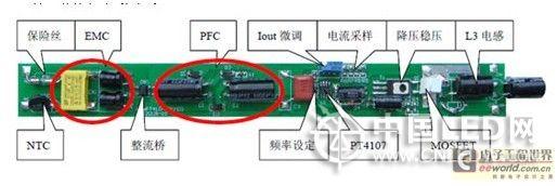 但是通常这种非隔离恒流源的允许的最高输出电压是80v.
