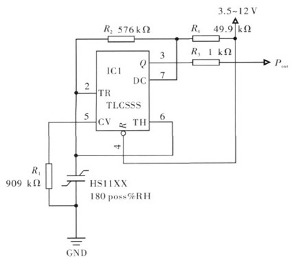 进入该公司展台    实际电路中,采用热敏电阻和高精度电阻分压的方法