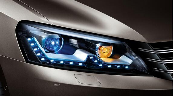 """车灯""""逼格""""高不高,LED数量不是唯一标准"""