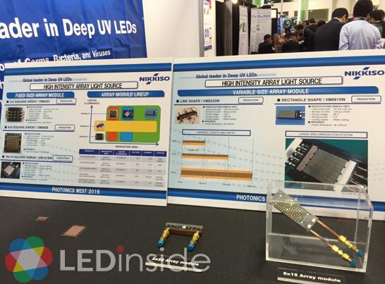 美国西部光电展直击:UV LED/车用照明成亮点