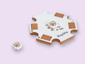 UVB LED助力治疗银屑病及白癜风,RayVio推出308nm波段新品