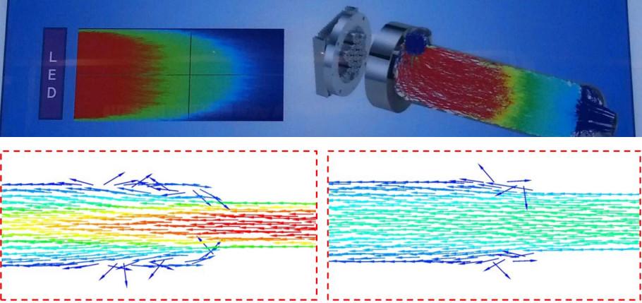 UVC LED杀菌模拟经验分享