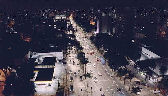 巴西東南城市升級18.2萬套路燈,用電成本省一半