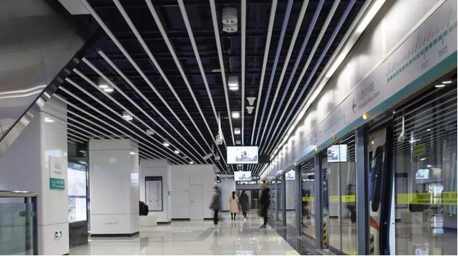地铁改造潮兴起,多地将地铁线路换装LED节能系统