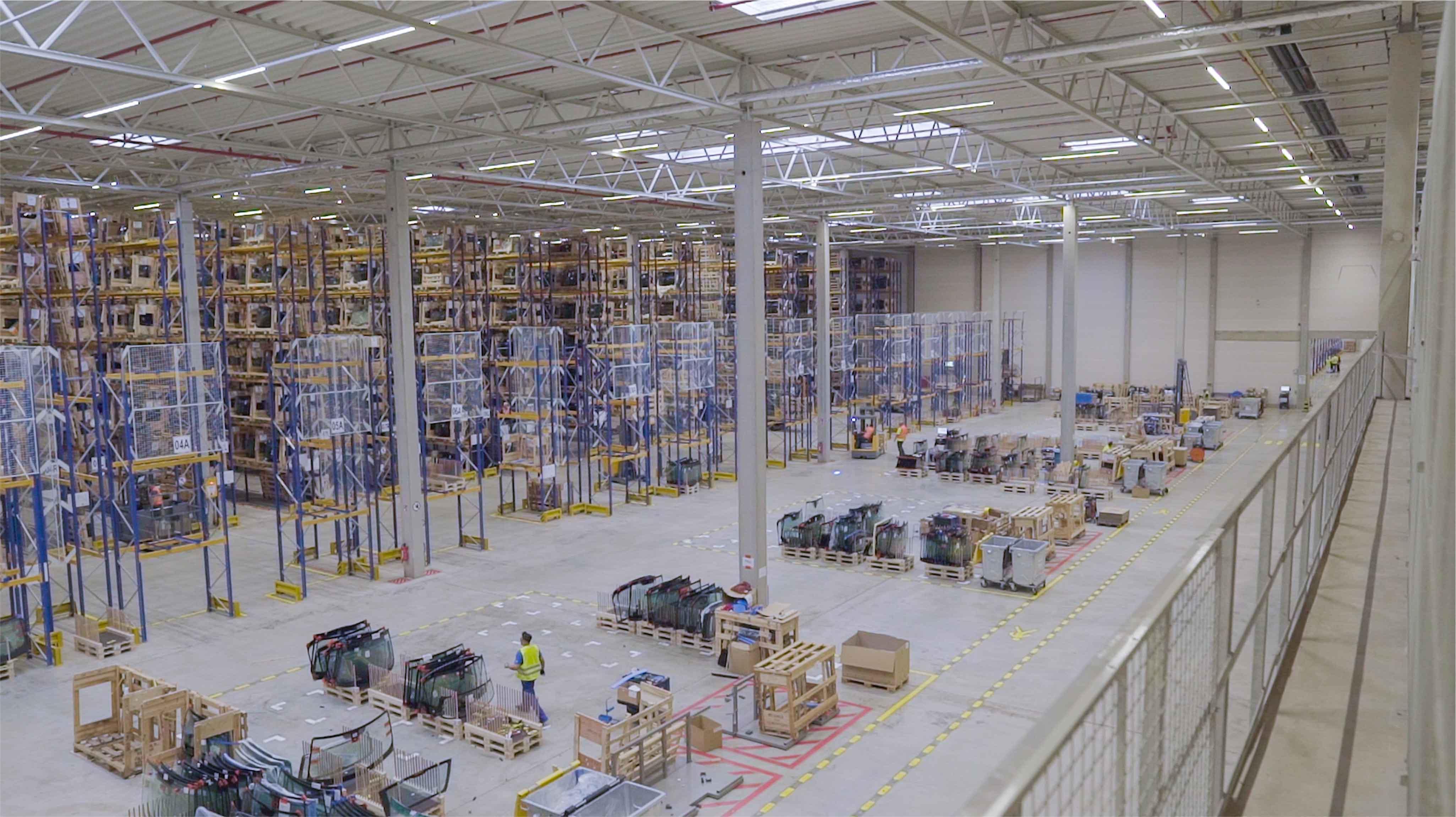 昕诺飞智能互联系统助力皮尔金顿集团打造智慧物流仓库
