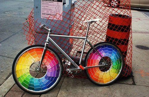 骑行酷翻天神器:显示1.6亿个色彩的LED设备
