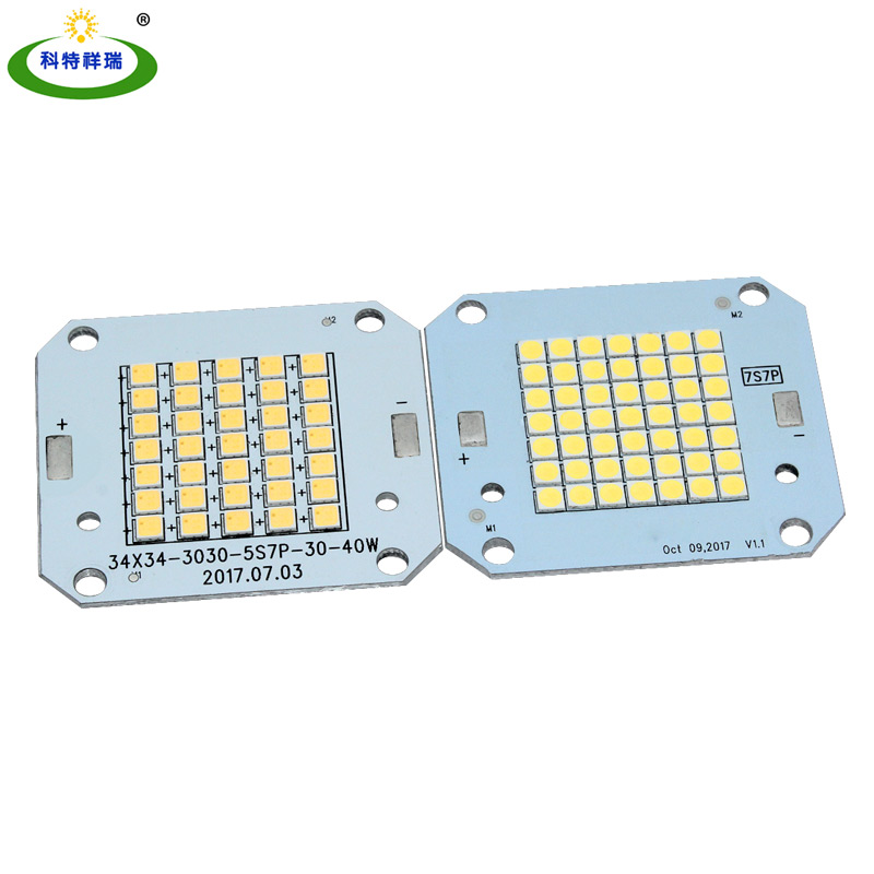 led投光灯工矿灯贴片光源板3030 5730光源灯板