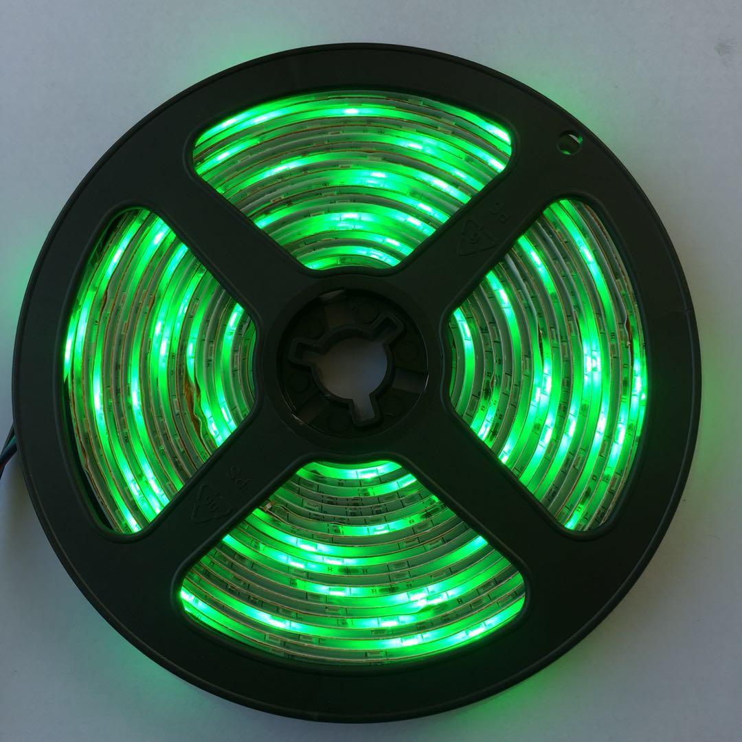 2835-120珠低压灯带 套管 滴胶 裸板防水节能LED灯带
