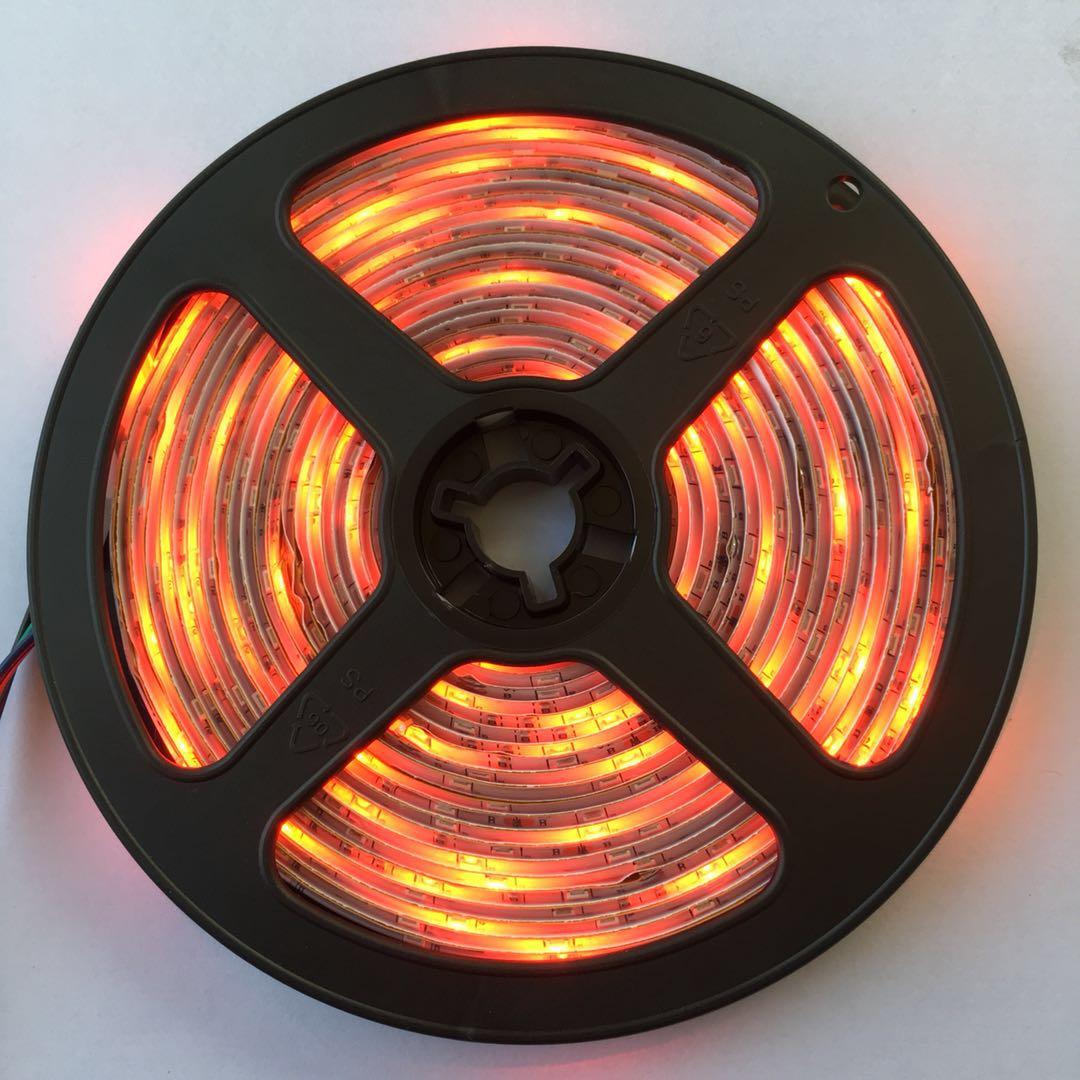 5730-60珠低压防水节能LED灯带  套管 滴胶 裸板可选择