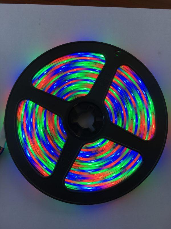 5050-60珠低压RGB系列 套管 滴胶 裸板节能环保安全