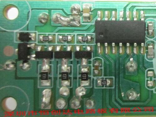 LED灯串闪灯控制板PCBA电路板生产厂家