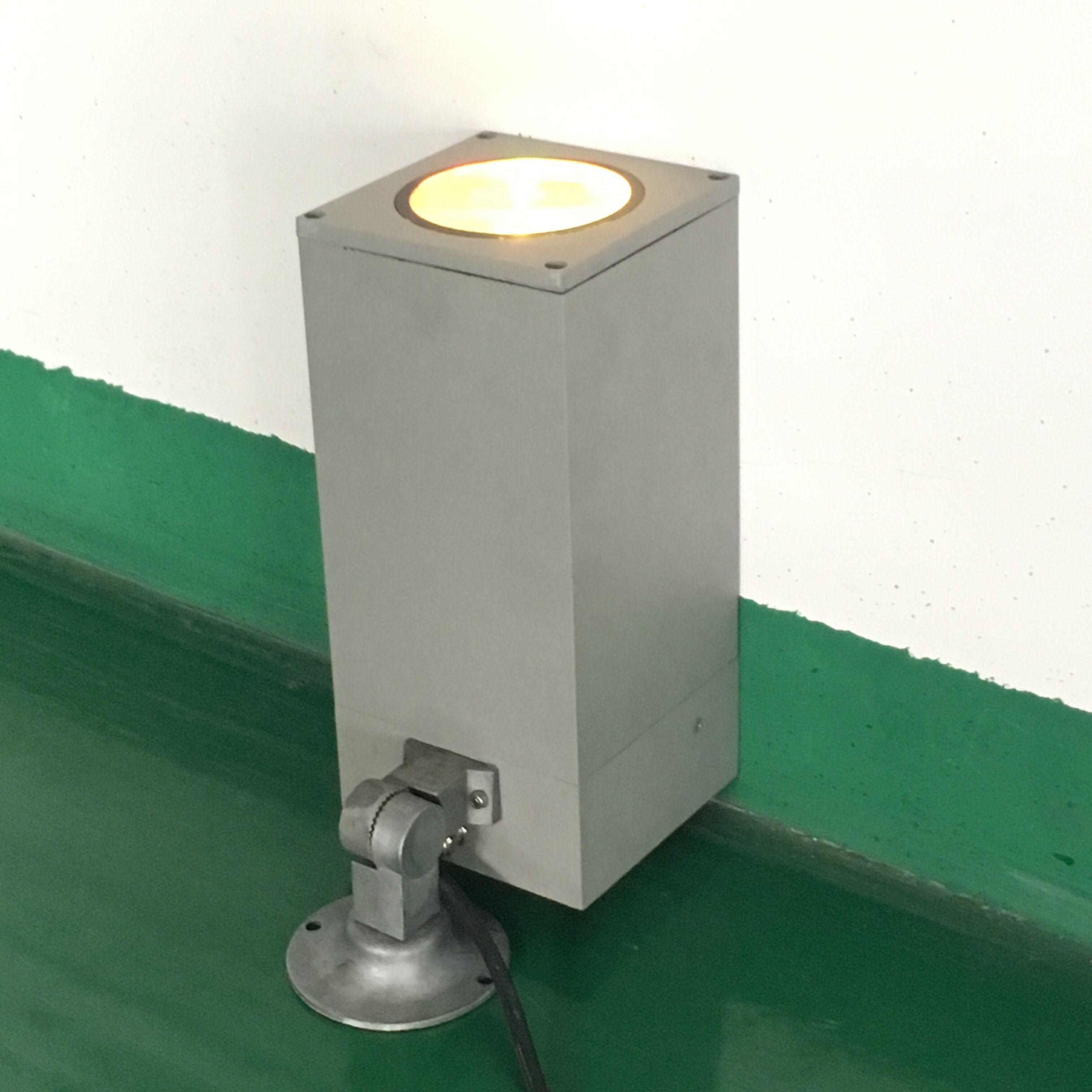 独家DMX512外控一束光LED投光灯