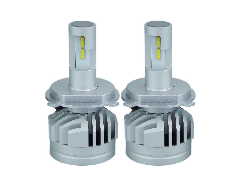 昱品光电LED汽车大灯H4厂家直销