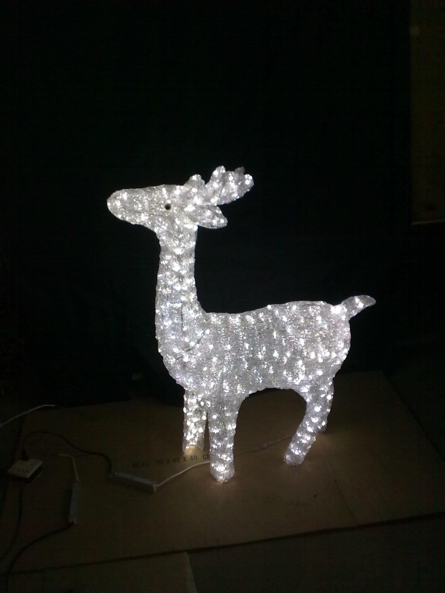 LED 3D动物造型灯