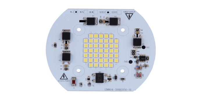 50W AC LED路灯模组 AC DOB AC模组