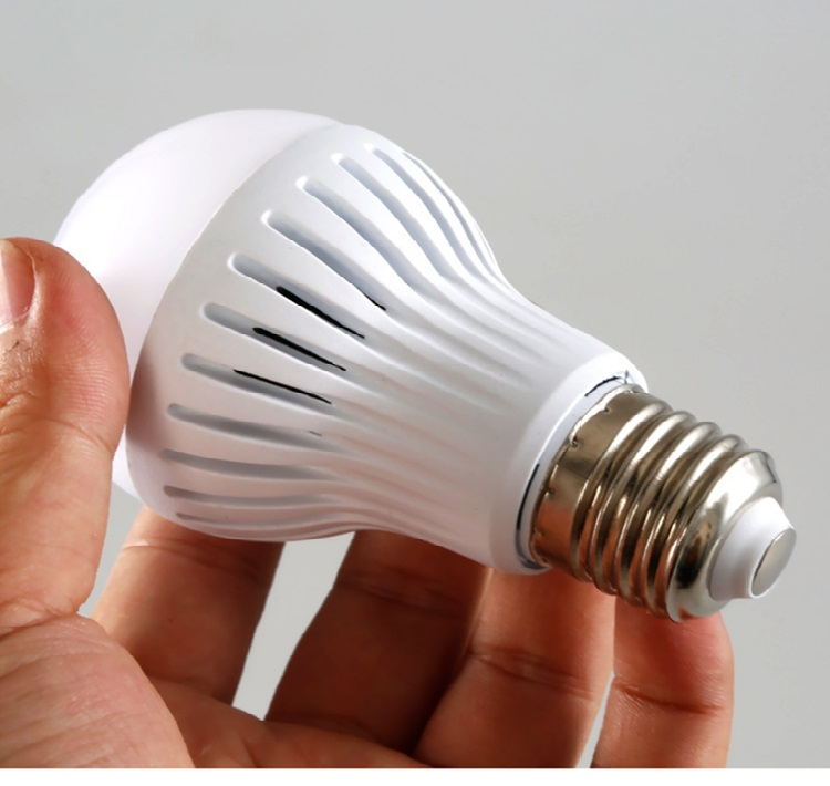 西安LED灯厂家 3W声光控开关一体球泡厂家价格优惠