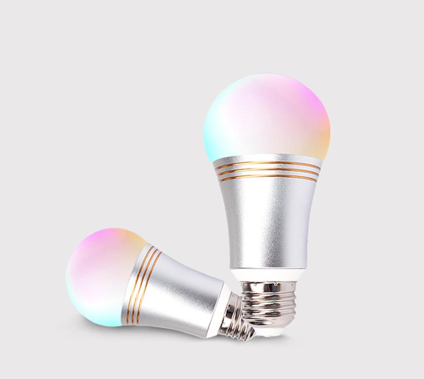 奥金瑞智能WIFI球泡灯,可中性、可OEM