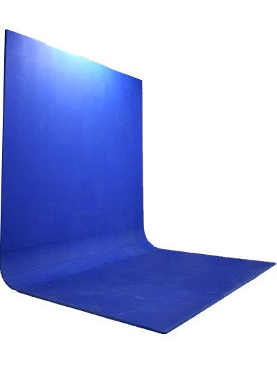 环保模块化蓝箱无需刷影视抠像漆反复利用