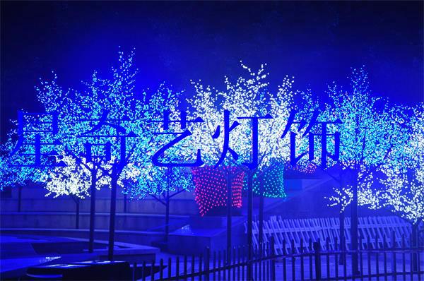 工厂直销 LED树灯 仿真树 发光树