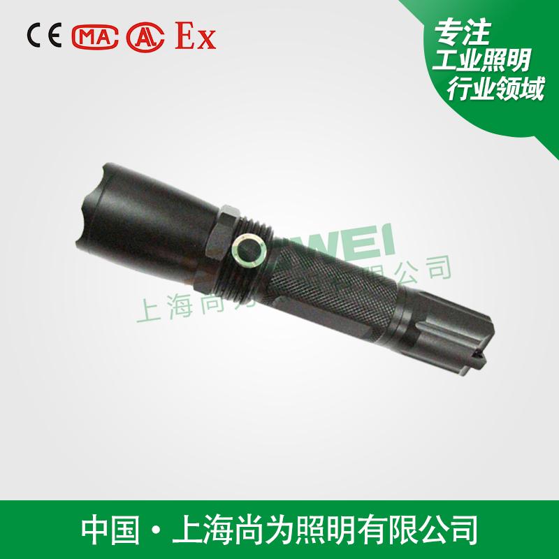 SW2101强光防爆手电筒化工厂加油站巡逻照明电筒