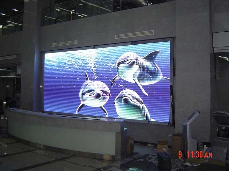 渭南LED显示屏LED大屏公司哪家好陕西迈智信