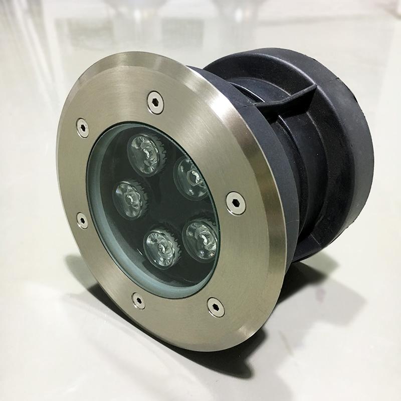 厂家直销LED水底地埋灯 9w12w15w18w36w不锈钢外壳