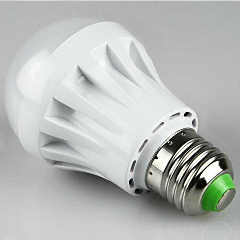 陕西LED声控灯感应灯厂家 3W声光控开关一体球泡