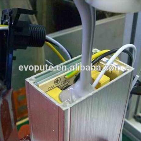 LED驱动电源模块导热灌封胶或太阳能板、变压器