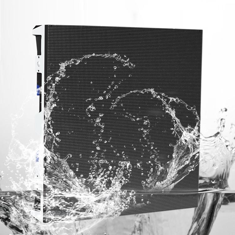 浩翔光电P1.9高防护户内外防水小间距LED屏