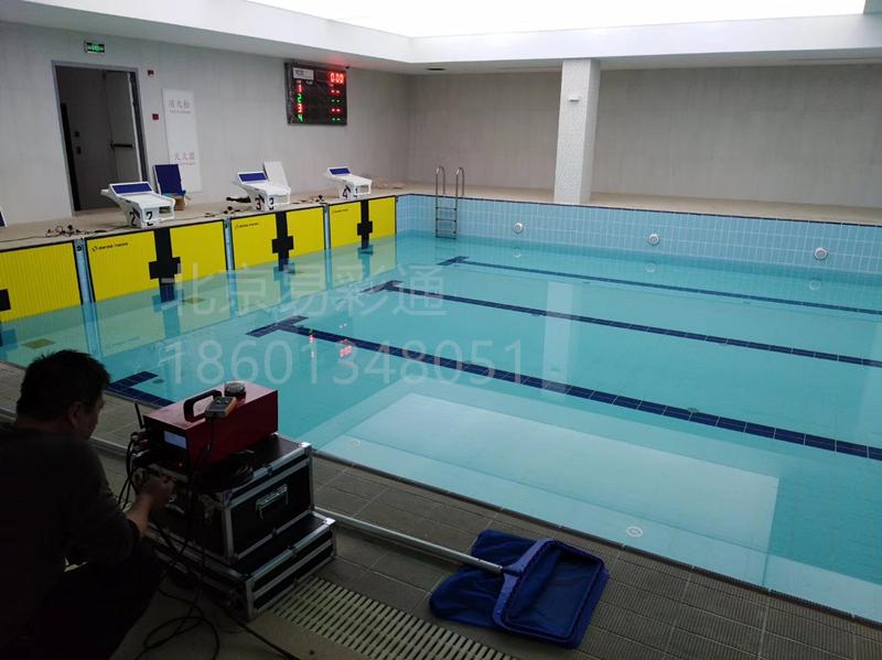 游泳计时记分系统