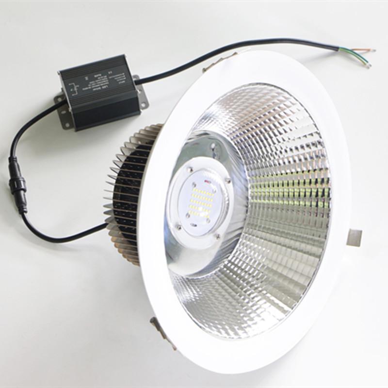防眩光筒灯100W LED筒灯100W