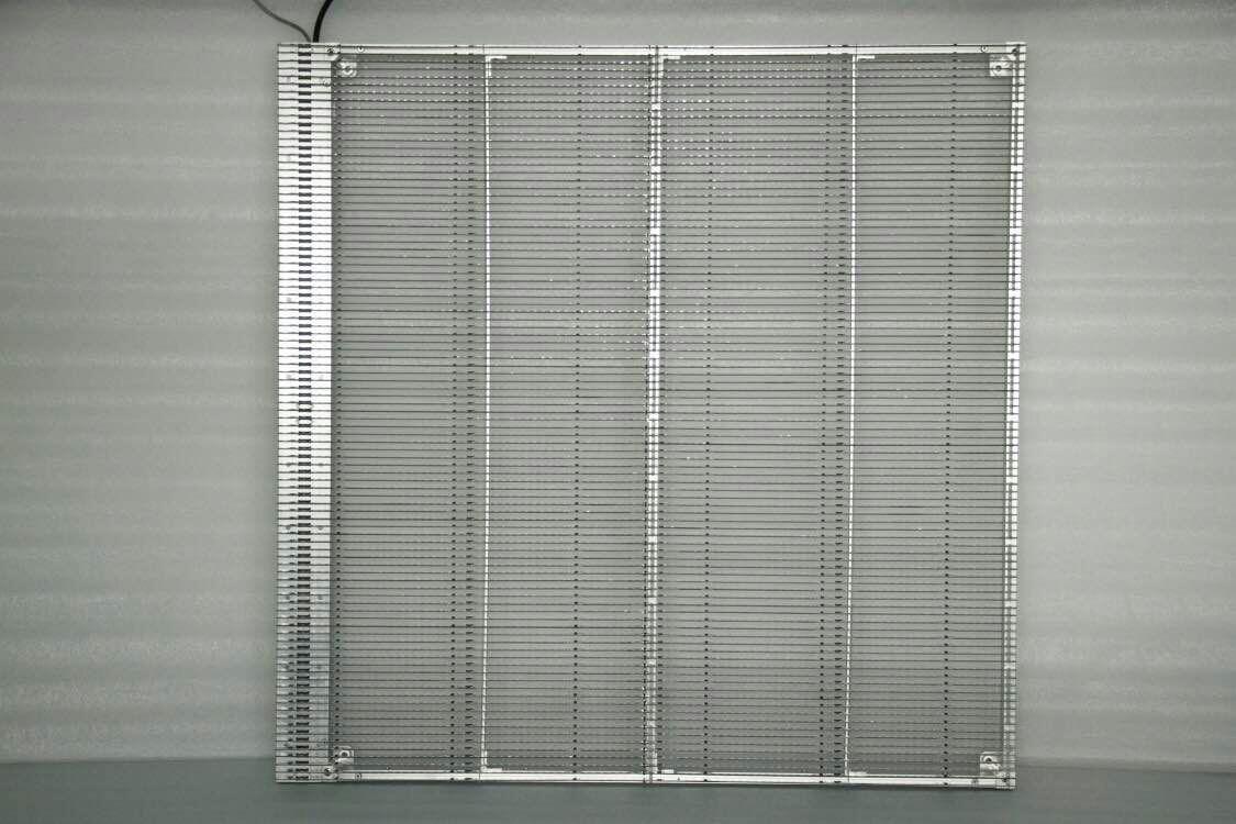 LED玻璃幕墙屏