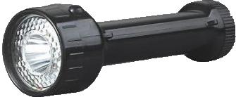 提供固态免维护强光电筒JW7510全塑外壳灯具更轻