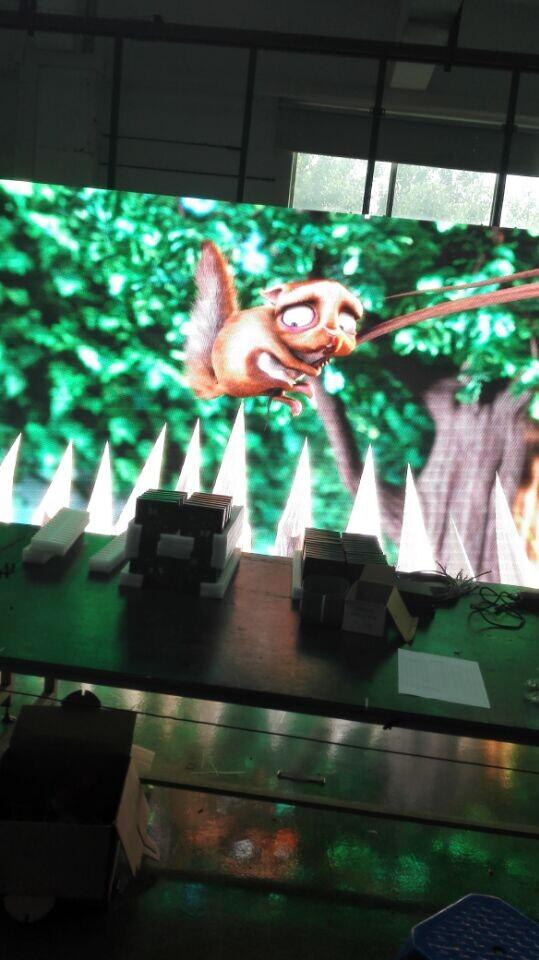 供应HZY-P4全彩LED显示屏
