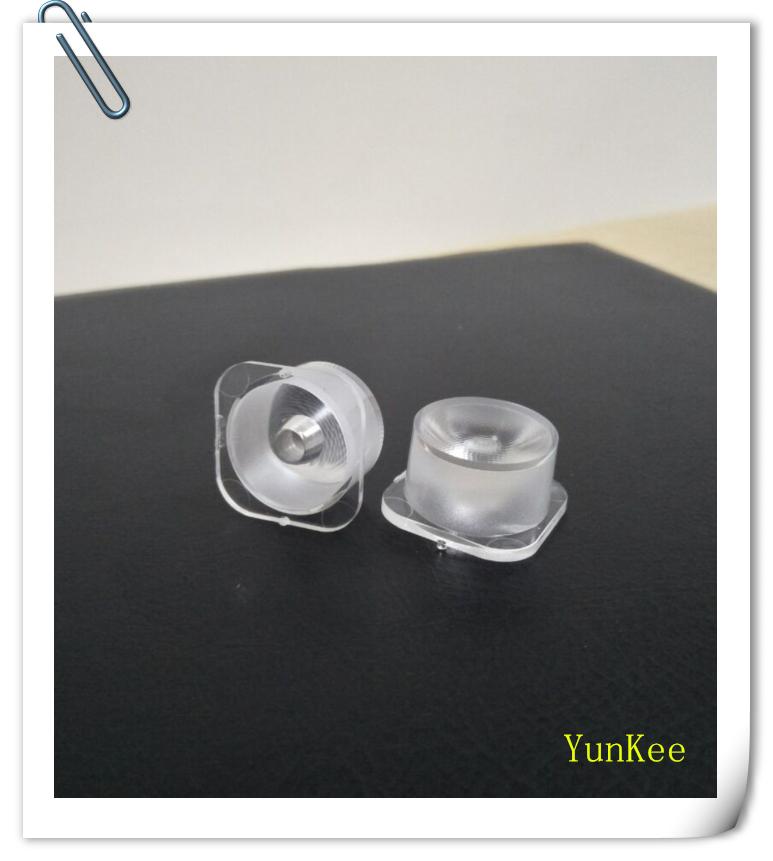 YK-1912F-3030 12度珠面 3030专配透镜 洗墙灯透镜