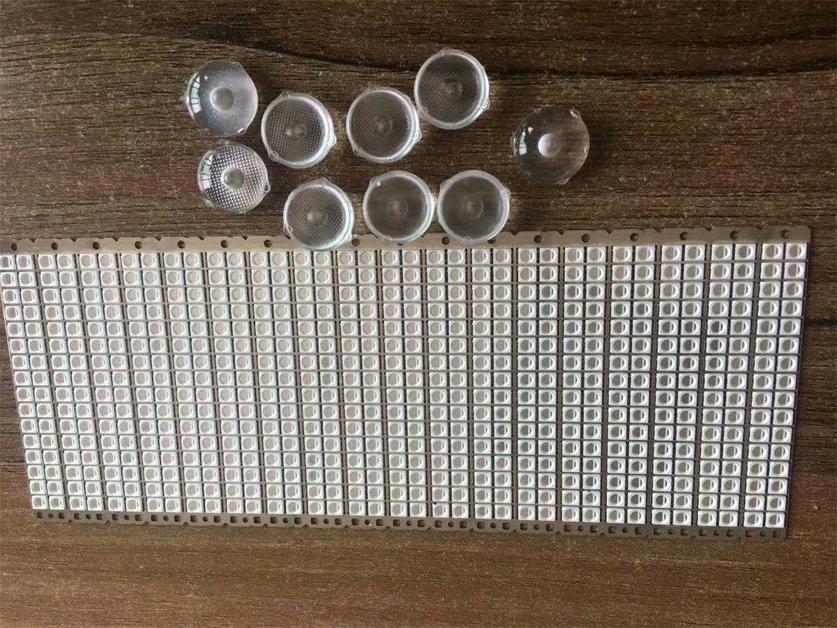 LED2835圆杯支架 PCT PPA红铜支架