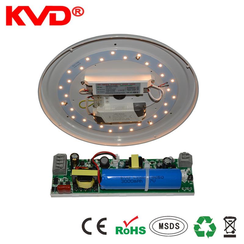 锂电一体LED应急照明电源