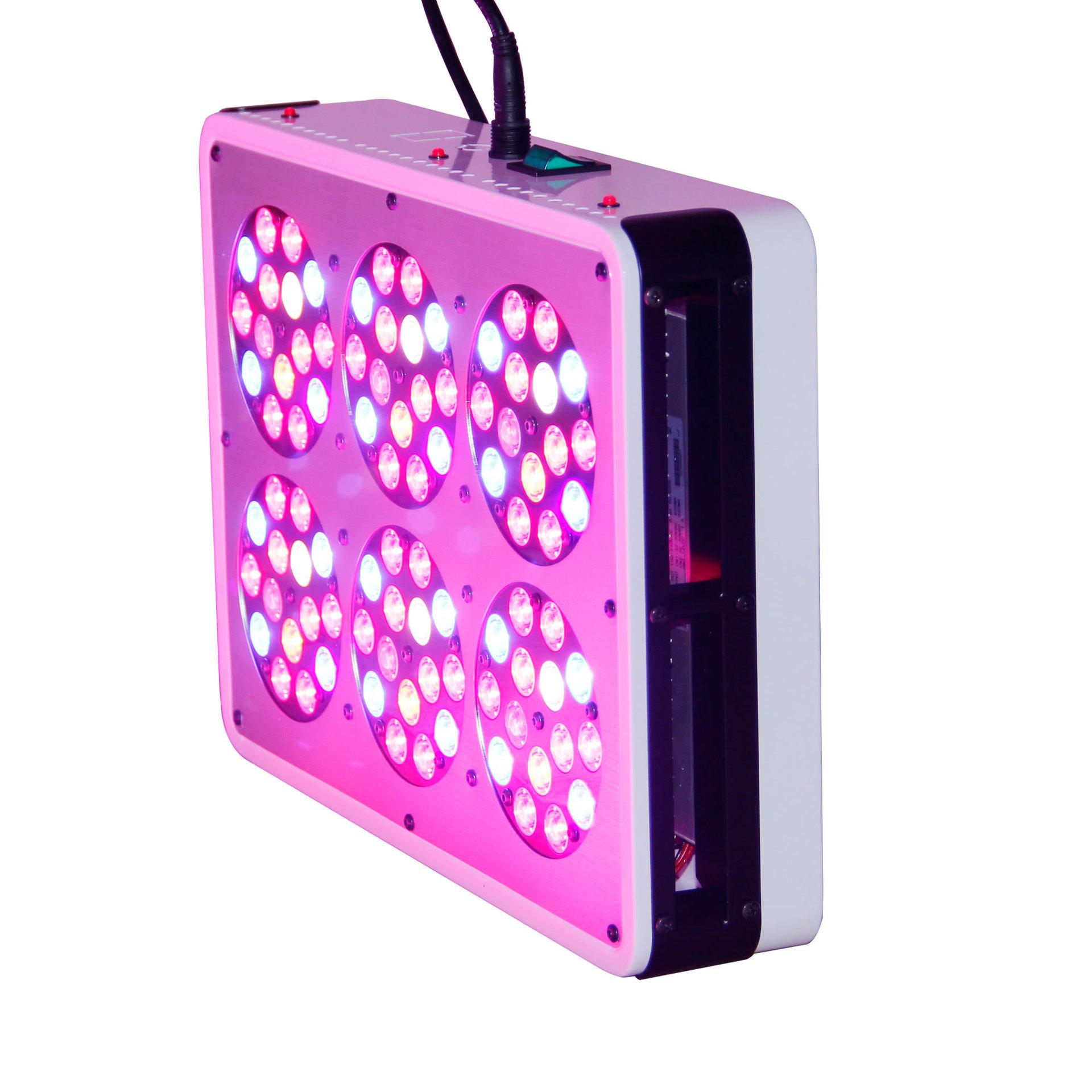 高性价比厂家供应200W LED植物灯,温室大棚种植补光灯