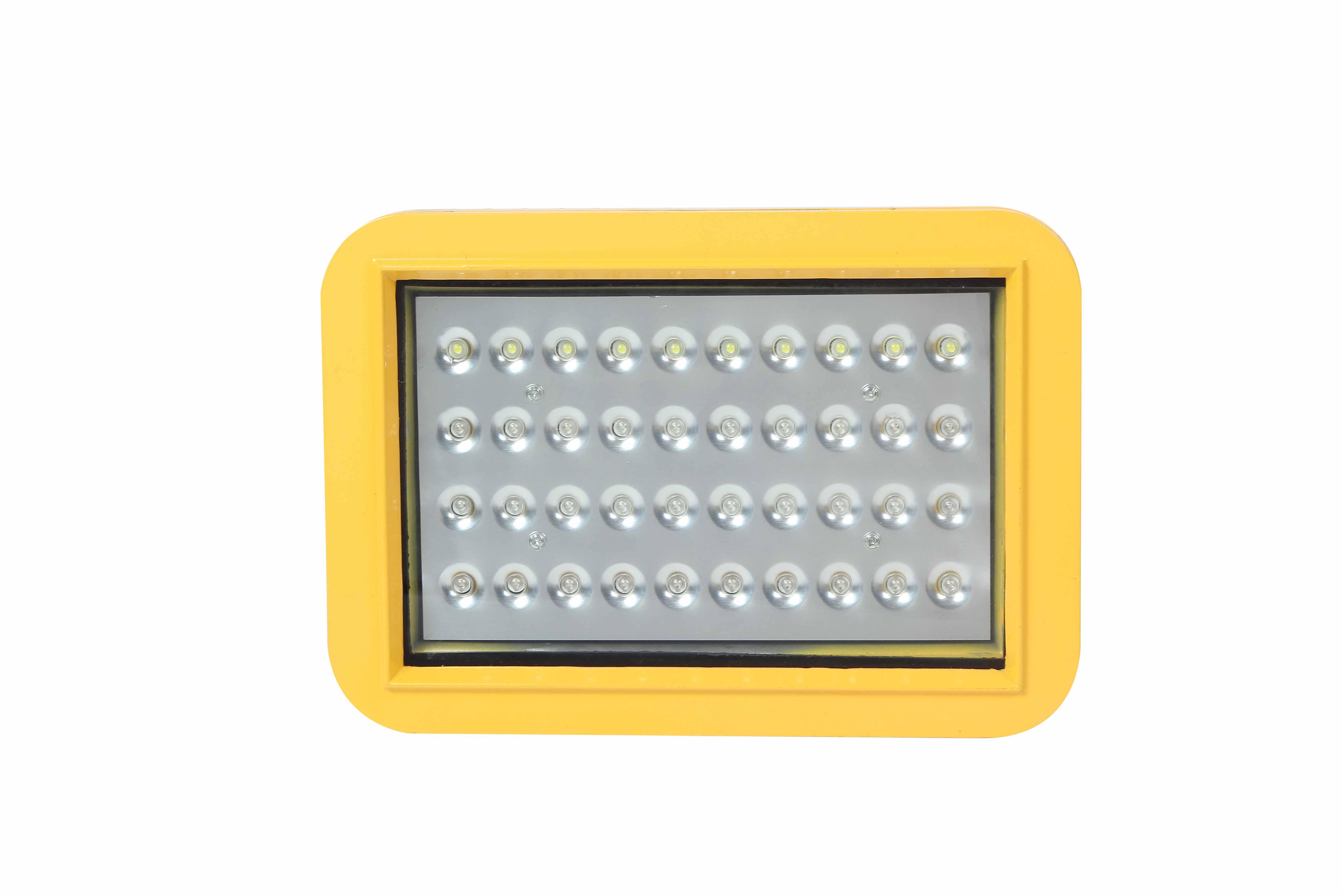 厂家直销新款方形40W-70W防爆免维护LED灯