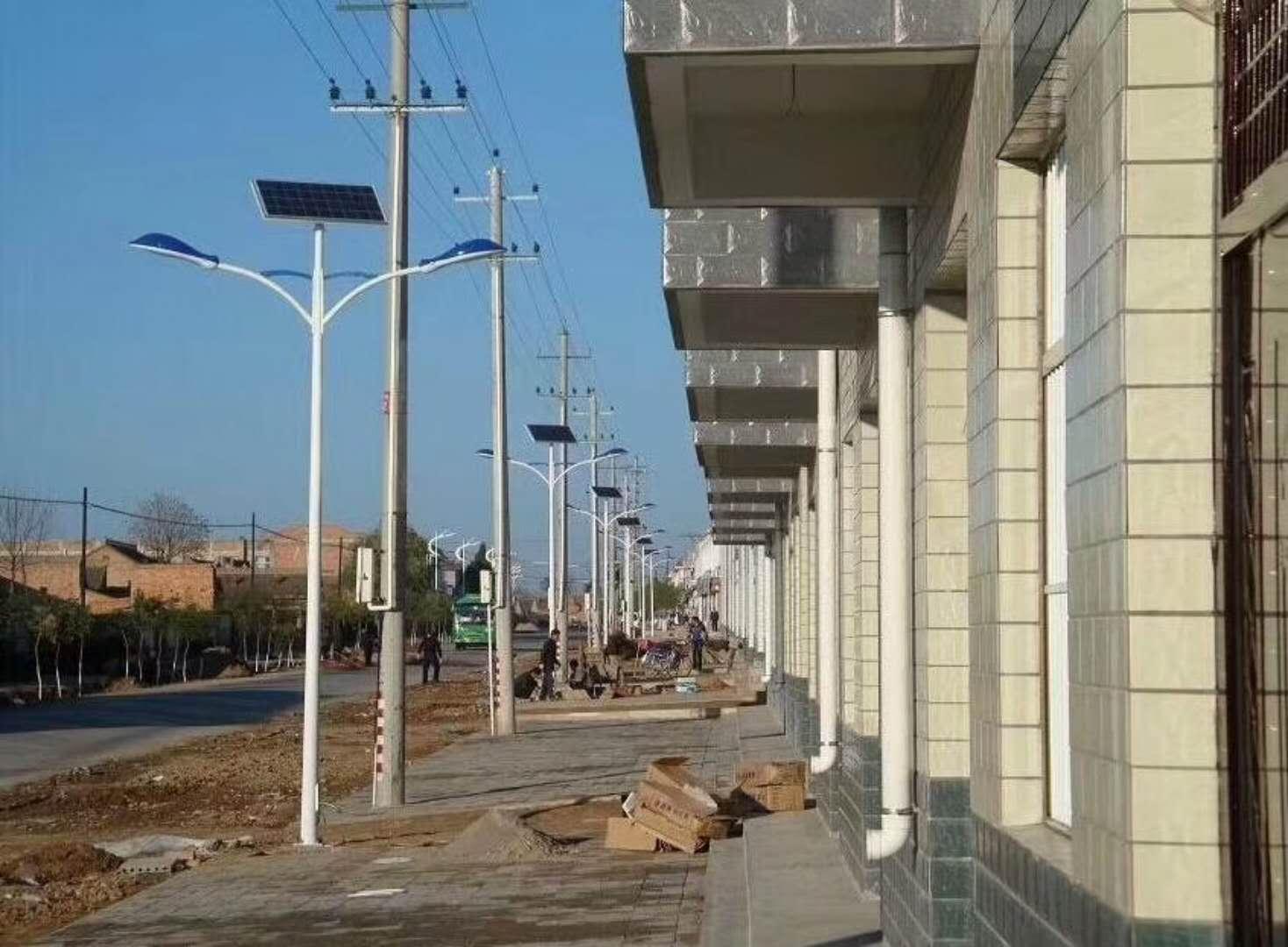 儋州太阳能路灯生产厂家