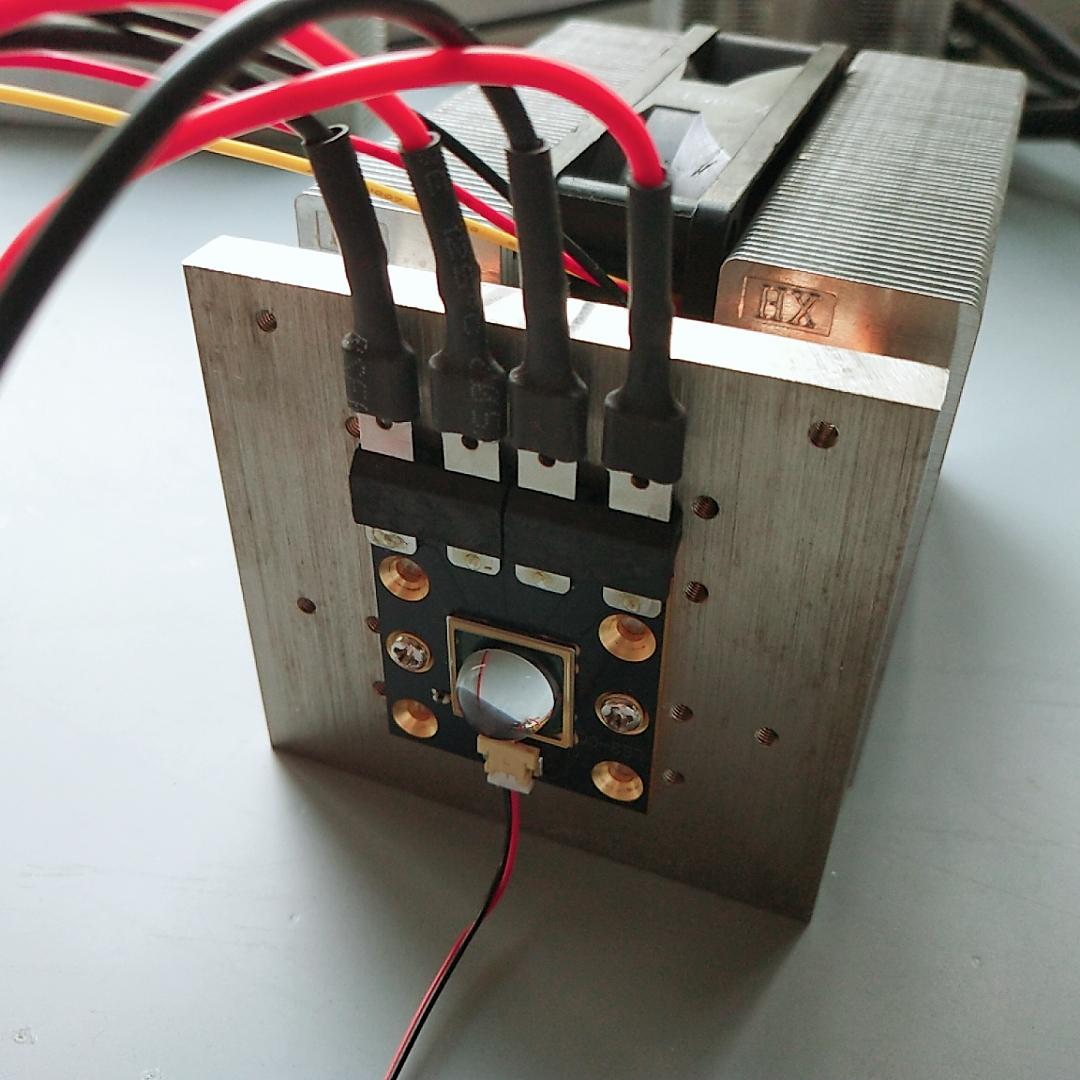 双光激光炮钓鱼灯SST-300摄像灯