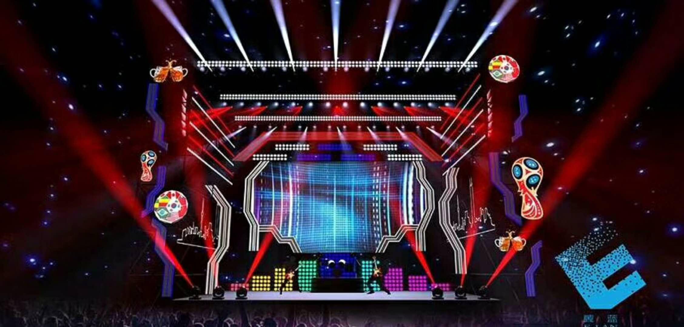 上海LED显示屏搭建租赁 上海专业的LED出租有限公司